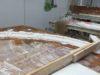 Mould making, fibrous plaster.
